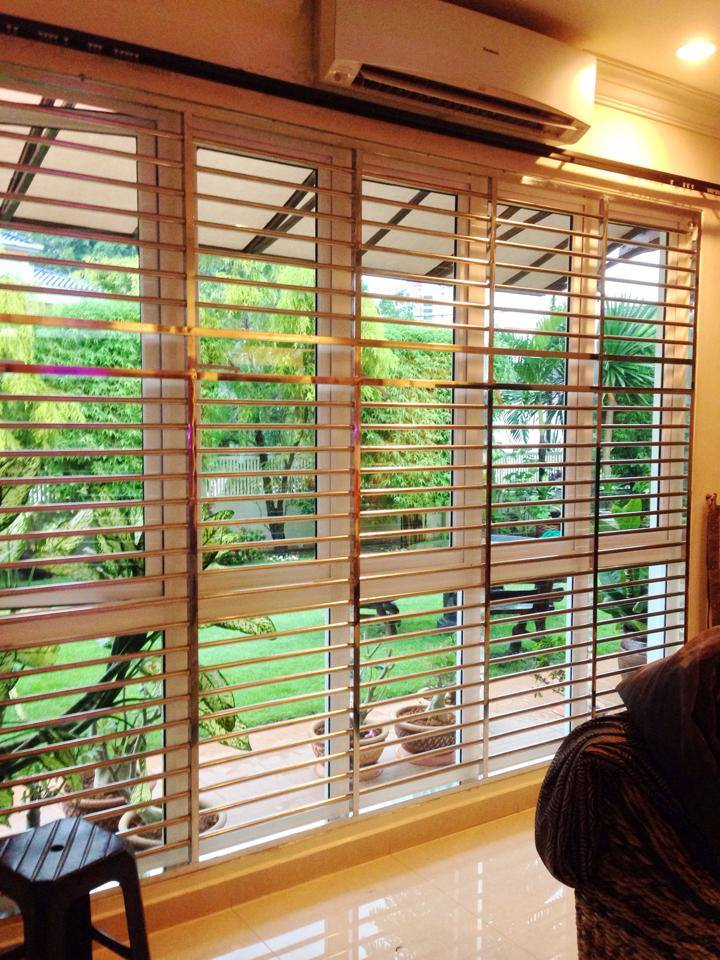 Stainless Steel Window Designs Grill Gate Design: Stainless Steel Window Grille