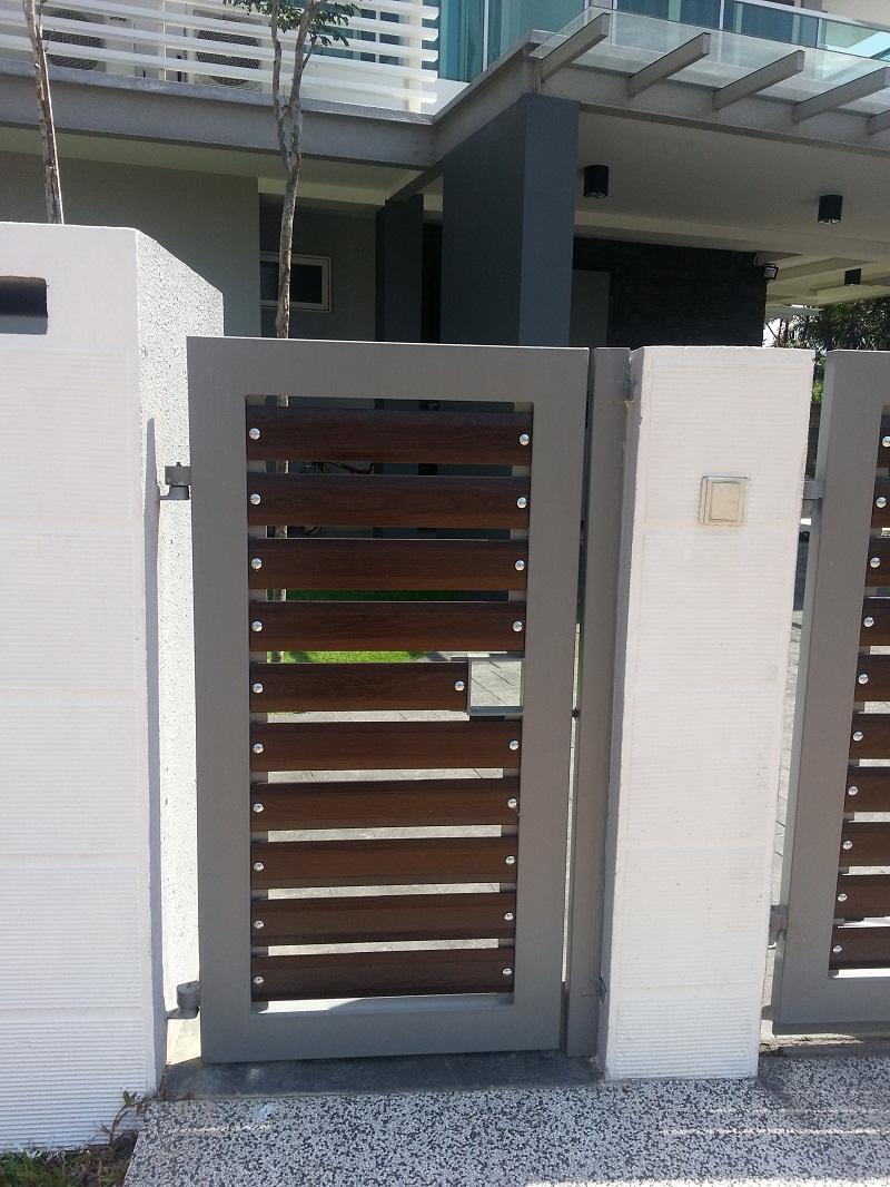 Mild Steel Folding Main Gate Mild Steel Main Gate Folding