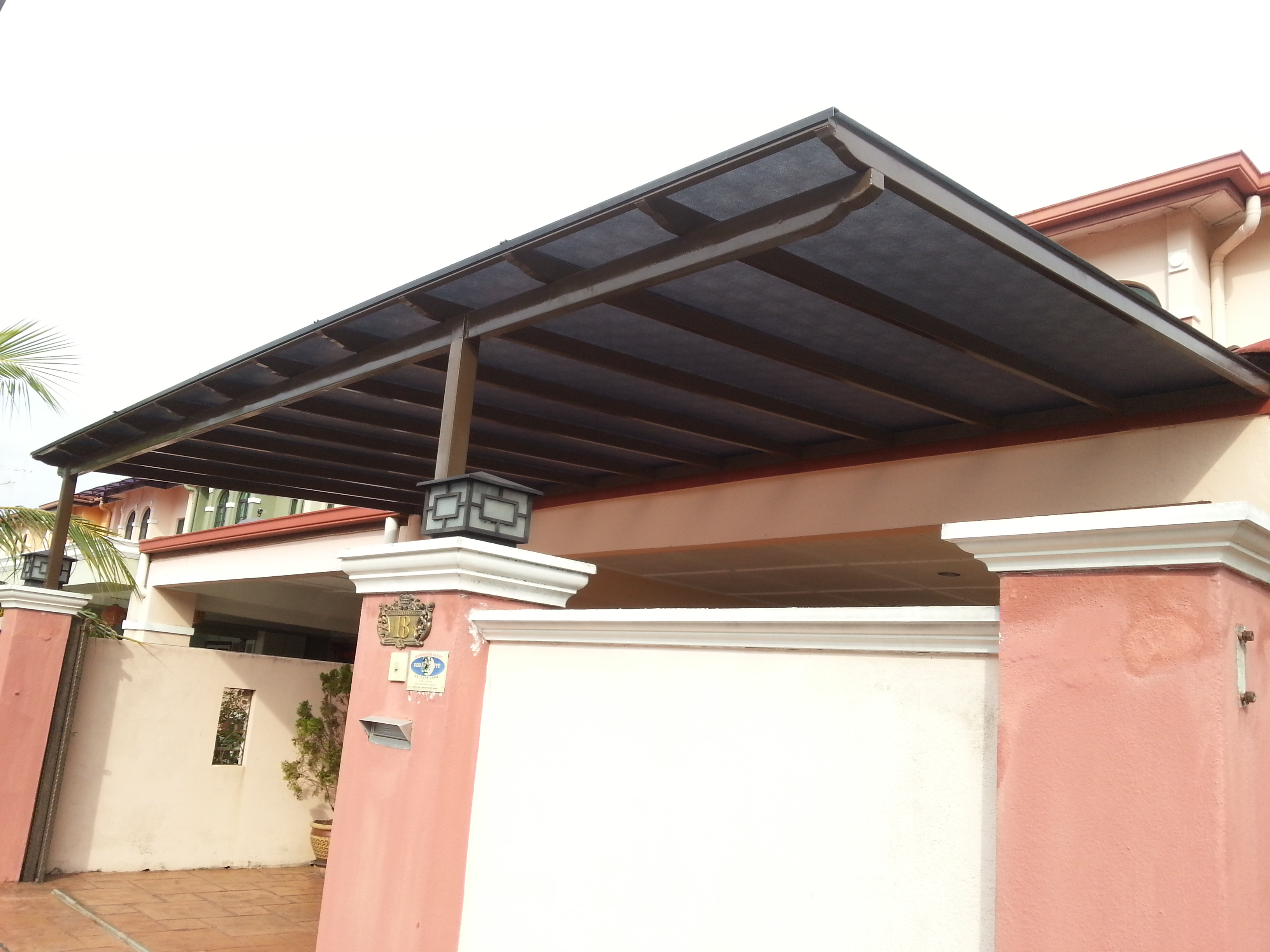 Metal Awnings 100 Curved Canopies Hange