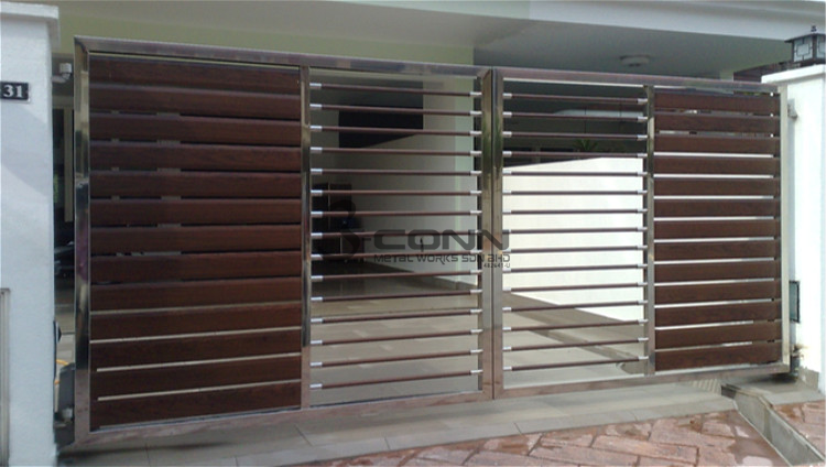 Main Gate Stainless Steel Main Gate Gate Stainless Steel