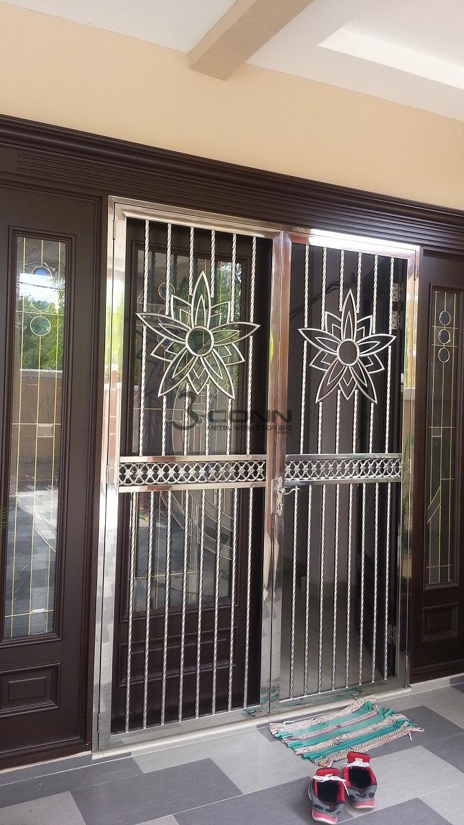 Stainless Steel Door Grille Door Grille Door Grills