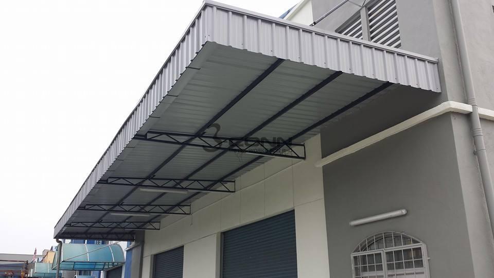 Mild Steel Metal Deck