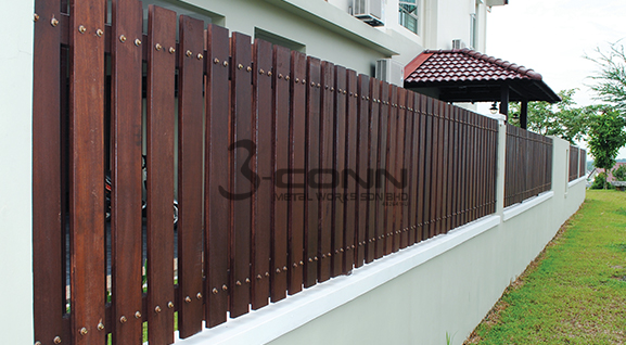 Wooden Fence Timber Fence Fence Fences Fencing Wooden
