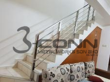 Stainless Steel 304 Staircase Railing