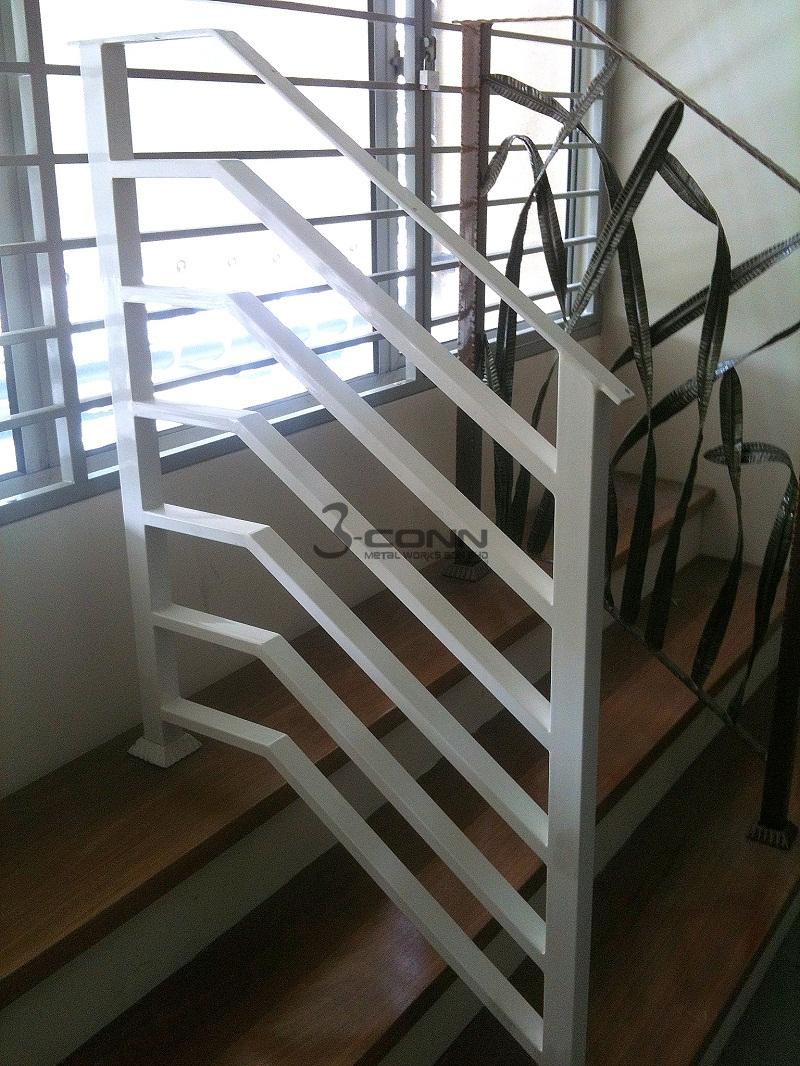 Mild Steel Staircase